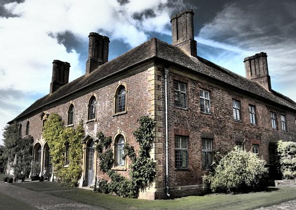 Barrington Court by Bonvilston