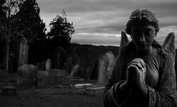Graveyard Shift by SimonAlesbrook