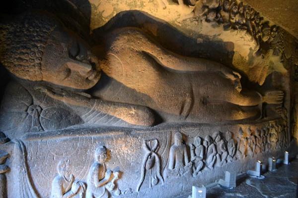 Mahaprinirvan by Tarachand