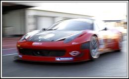 Ferrari 458 Testing @ Silverstone