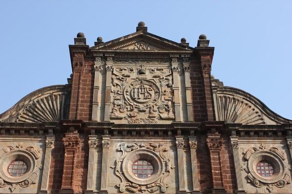 Basilica Of BomJesus, Old Goa by santosh275