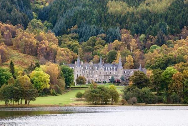 Tigh Mor in the Trossachs, Scotland by DKM