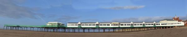St Annes Pier Panorama by WeeGeordieLass