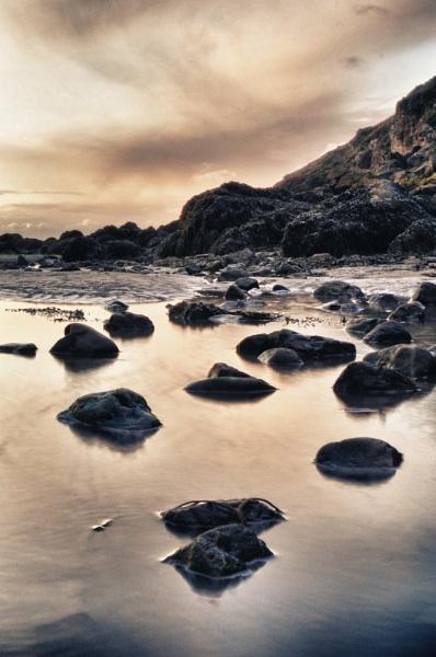 Dark Rocks by tony_hoops