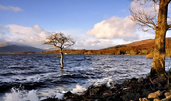 Loch Lomond by Craigster