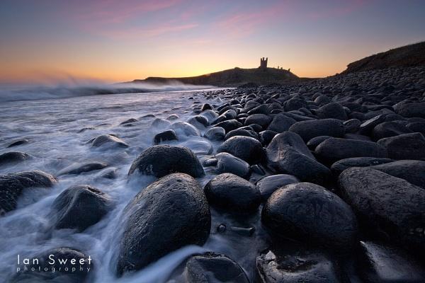 Dunstanburgh Castle by Ian_Sweet