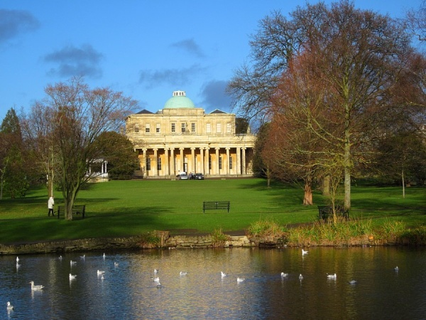 Pittville Pump Rooms by Glostopcat