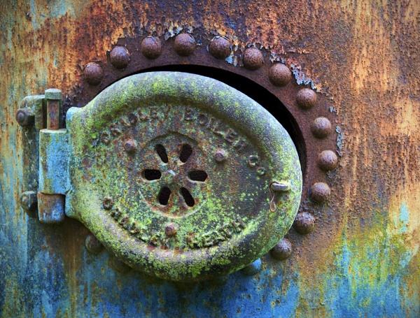 Open Door by SandraKay