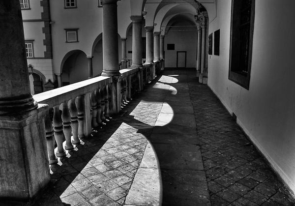 Klagenfurt Rathaus mono