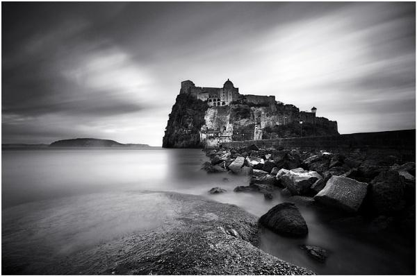 Castello Araagonese, Ischia, Italy by Morgs