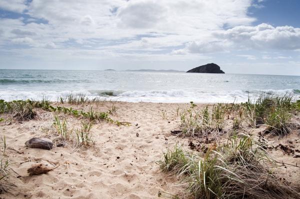 QUEENSLANDS GOLDEN SANDY BEACHES by davie