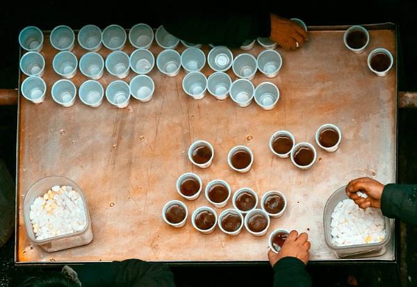 Votive tea by aminnadi