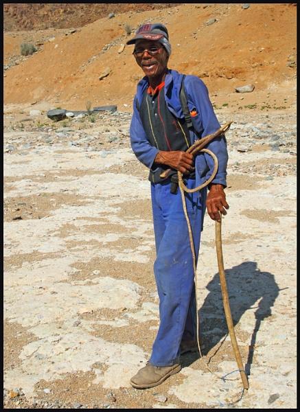 Man of the desert. by accipiter