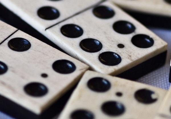 Domino by mrpjspencer