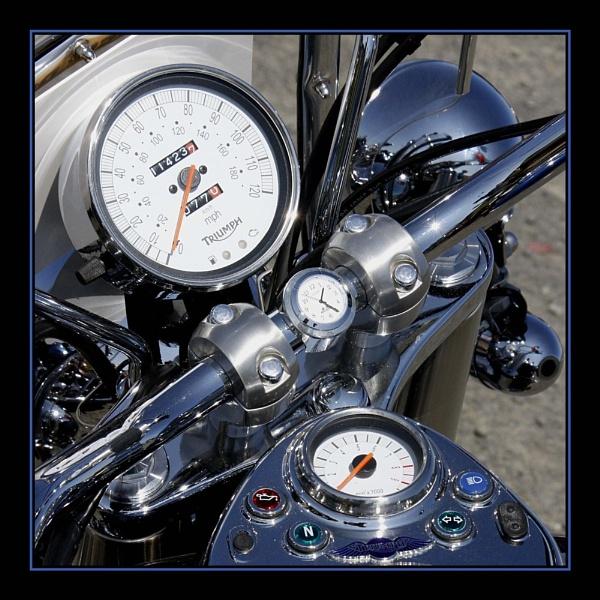Clocks & Chrome by Montana5