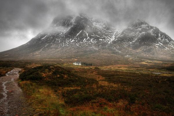 Tranquility at Glencoe, Scotland by NH_Snap