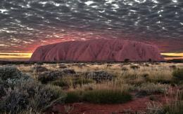 Uluru (Ayers Rock}