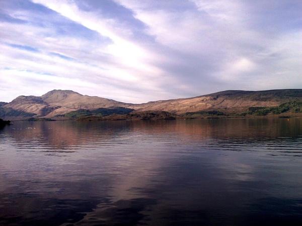 Stunning Loch Lomond by clydesnaps
