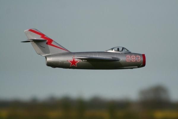 MiG 15 by Sacko