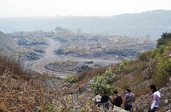 maithon coal area by jackran