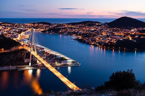 Dubrovnik bridge by Brs_basic