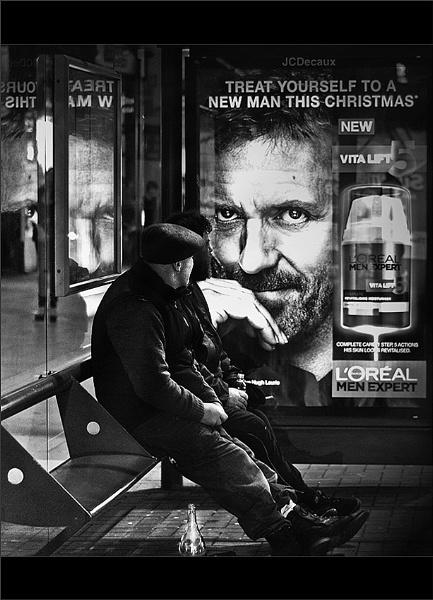 New Man... by woodlark