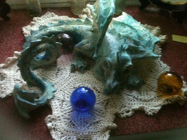 Awakening Dragon by Pengarnedd