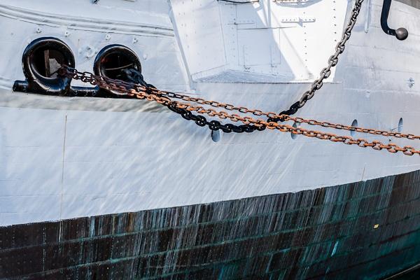 HMS Gannet by JJGEE
