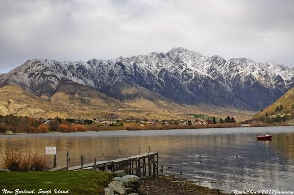 New Zealand by Ycmah