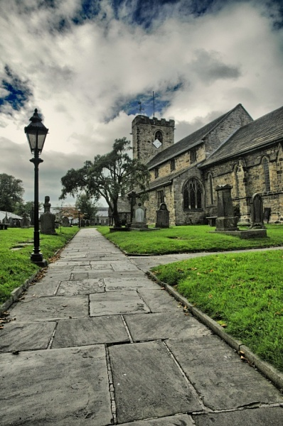 Whalley  St Mary & All Saints by dcash29