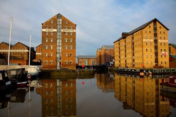 Gloucester Docks by JeffreyW