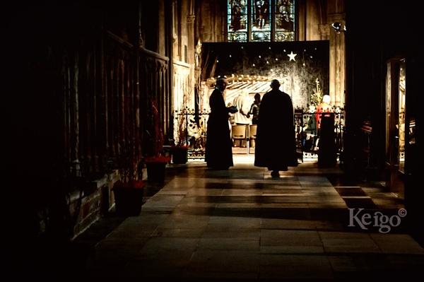NYD 2012 Lichfield Cathedral by Strobekid