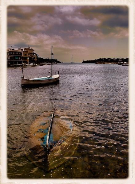 Three Boats by fredhud