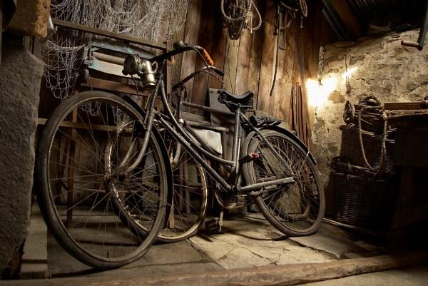 Mary-Ann\'s Bike by simbastuff