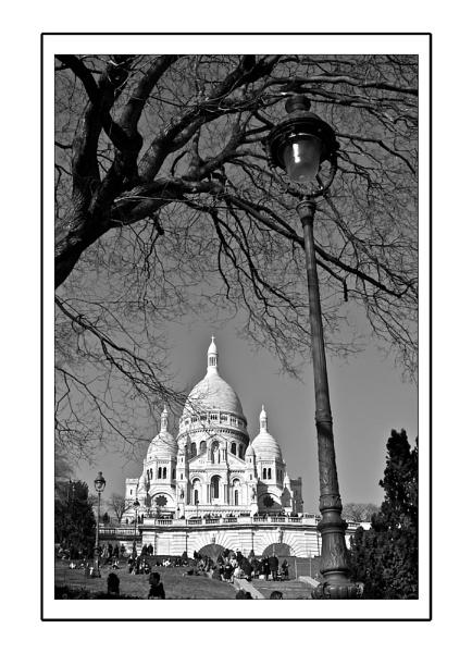 Sacre Coeur by heffalump