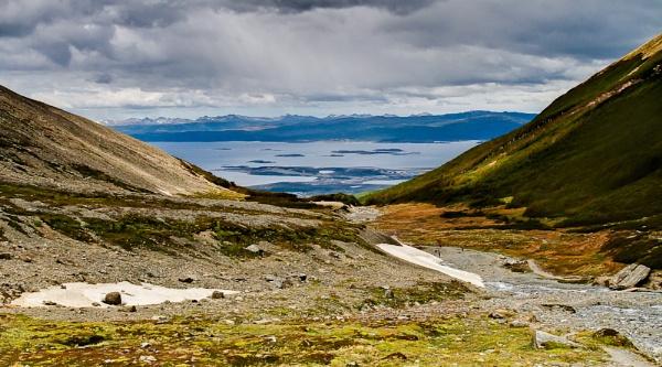 Martial Glacier - Ushuaia by ashminder