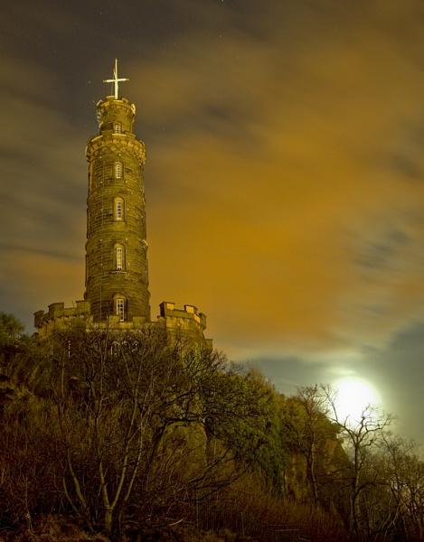 moonlight by SCUBAMAN