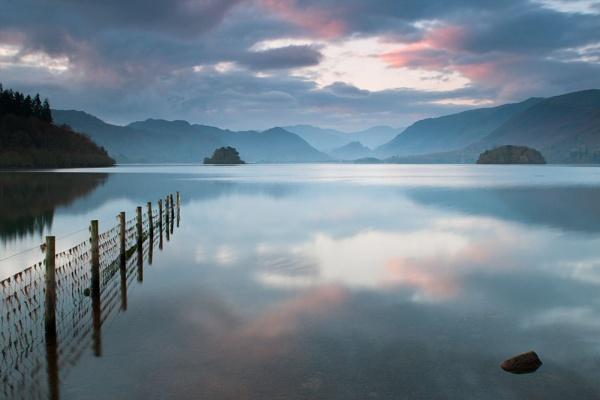 Calm Morning, Derwentwater, Keswick, Cumbria by Paul1