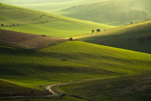 Light in the Valley by Slawek_Staszczuk
