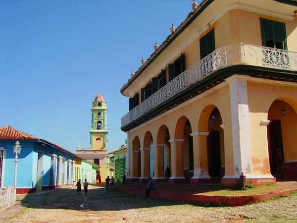 Trinidad, Cuba by TonyDy