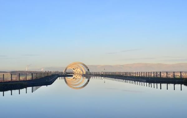 Falkirk Wheel by Wallaceman