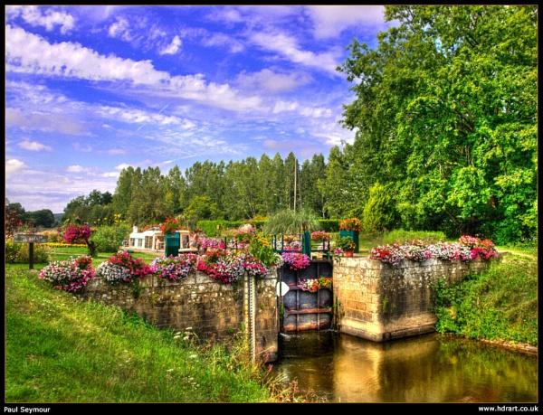 The Lock Gate by pauldawn