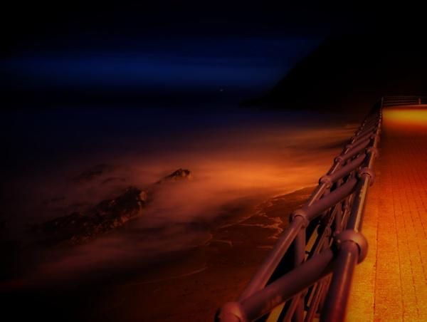 night coast by davidreece
