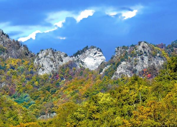 mountain landscape by marimea43