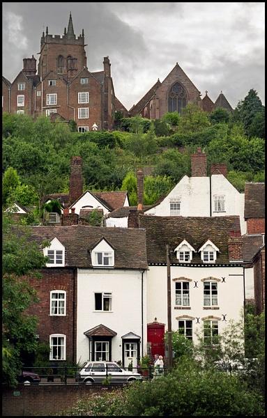 Bridgnorth Townscape.