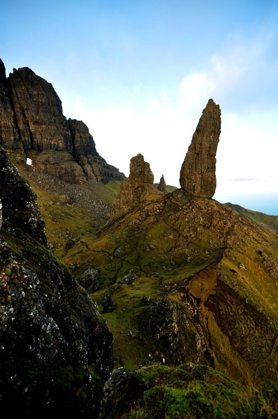 old man of storr by bothybagger