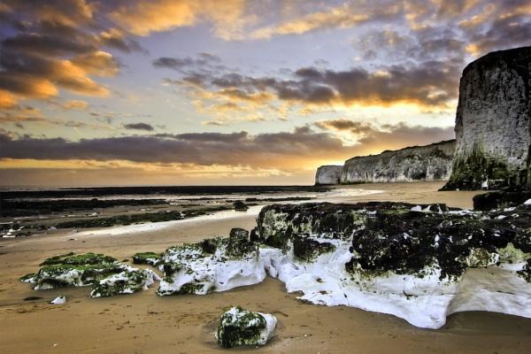 White Cliffs Sunrise 2 by gvet