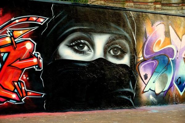 Wall Artists... by Chinga