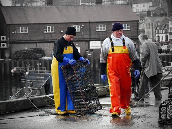 Fishermen by williamthorpe271