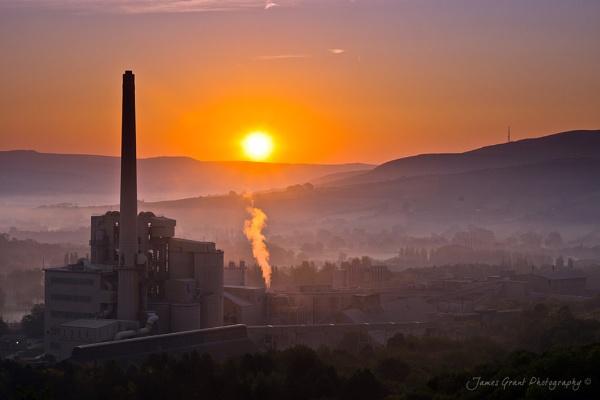 An Industrial Awakening by jamesgrant